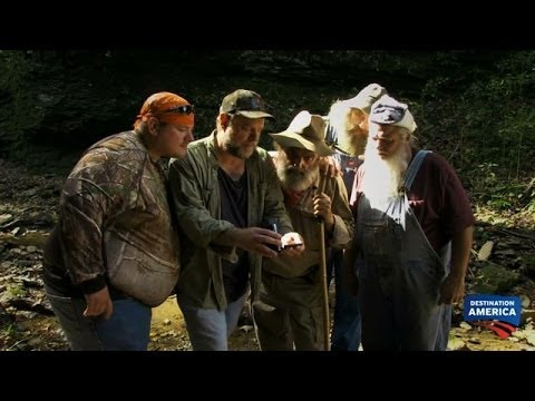 West Virginia Yahoo Caught On Camera   Mountain Monsters