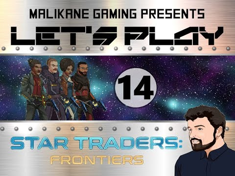 Star Traders: Frontiers - Let's Play Episode 14 - Impossible Difficulty - A Smuggler's Life
