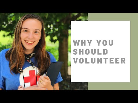 Why You Should Volunteer // My Latest Summer Camp Experience