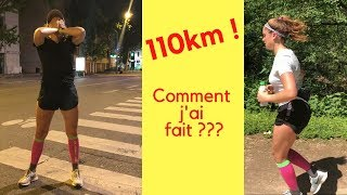 110km de course ! Comment j