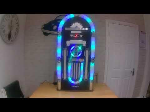 Repeat Mini Jukebox Radio cd mp3 English version by The