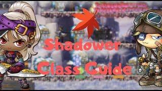Maplestory Shadower Class Guide