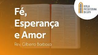 Até quando Senhor - Rev. Gilberto Barbosa