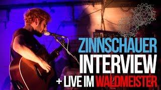 Zinnschauer Interview + Live 2015