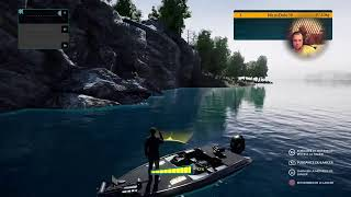 FISHING SIM WORLD peche LAKE BOULDER Musky et brochet