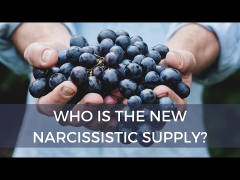 Who is the new narcissistic supply?