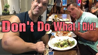 TOP 10 MISTAKES I MADE IN MY BODYBUILDING CAREER THAT YOU CAN AVOID