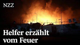 Flüchtlingslager Moria ist abgebrannt - Was ist passiert?