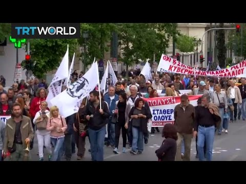 Greek Debt Crisis: Nationwide strike called to protest austerity