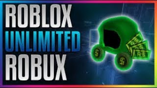 GET FREE UNLIMITED ROBUX!!!! HURRY BEFORE IT GETS PATCHED! CNB