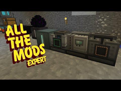 All The Mods Expert Mode - POWER UPGRADE [E49] (Minecraft Expert Mod Pack)