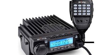 Мобільний трансивер автомобіля Радіо Baofeng Pofung БФ 9500 AF5DN