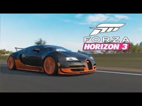 BUYING A BUGATTI VEYRON   Forza Horizon 3 #2