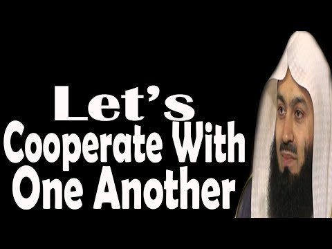 Be The Most Humble Person While Giving | Mufti Menk