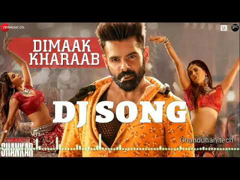Dimak kharab DJ song | Ismart Shankar DJ songs | Telugu DJ songs