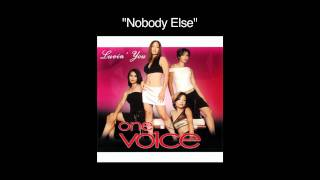 Watch One Vo1ce Nobody Else video