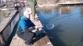 Рыбалка в Подмосковье. Савельево 1, 19.05.17г