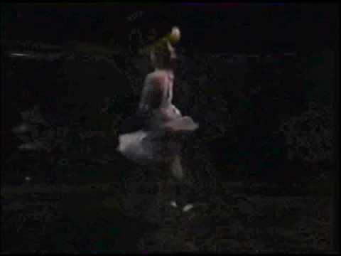 Ann Reinking 'Music and the Mirror' from A Chorus Line