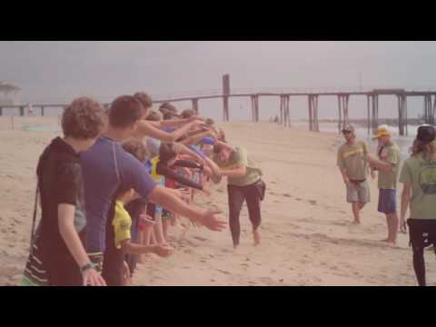 Summertime Surf - Kids Surf Camp