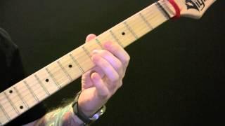 Mystify Guitar Tutorial by INXS - How To Play Mystify by INXS