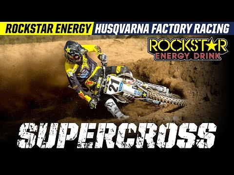 Rockstar Energy Husqvarna Factory Racing - Supercross