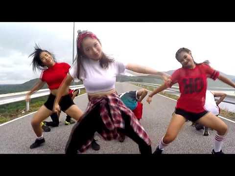 CNX Dance Crew , Road To Sydney