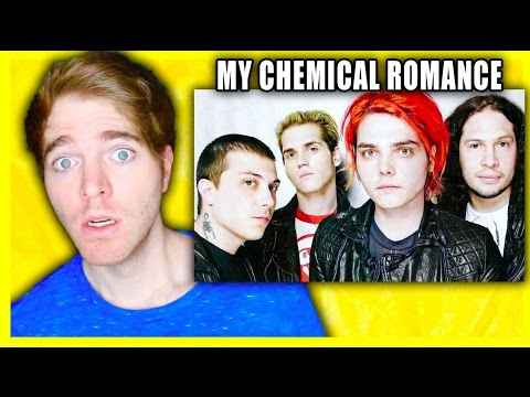 REACTING TO MY CHEMICAL ROMANCE