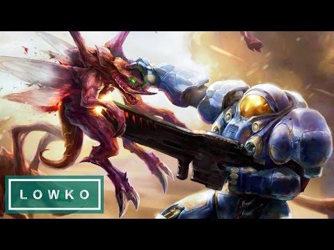 StarCraft 2 Cast: INCREDIBLE Zerg vs Terran! (ByuN vs Scarlett)