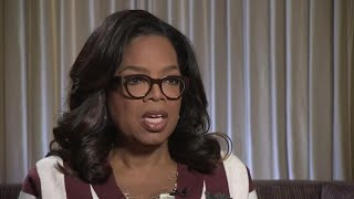 """Oprah Winfrey discusses the challenges of playing Deborah Lacks, a woman intent on learning about the mother she never knew, in true-life HBO film, """"The Immortal Life of Henrietta Lacks""""."""