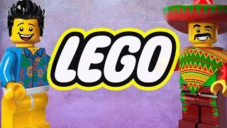 LEGO: The Story of the Bricks That Changed Your Childhood