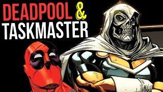 Deadpool bez mocy i Taskmaster - Komiksowe Ciekawostki