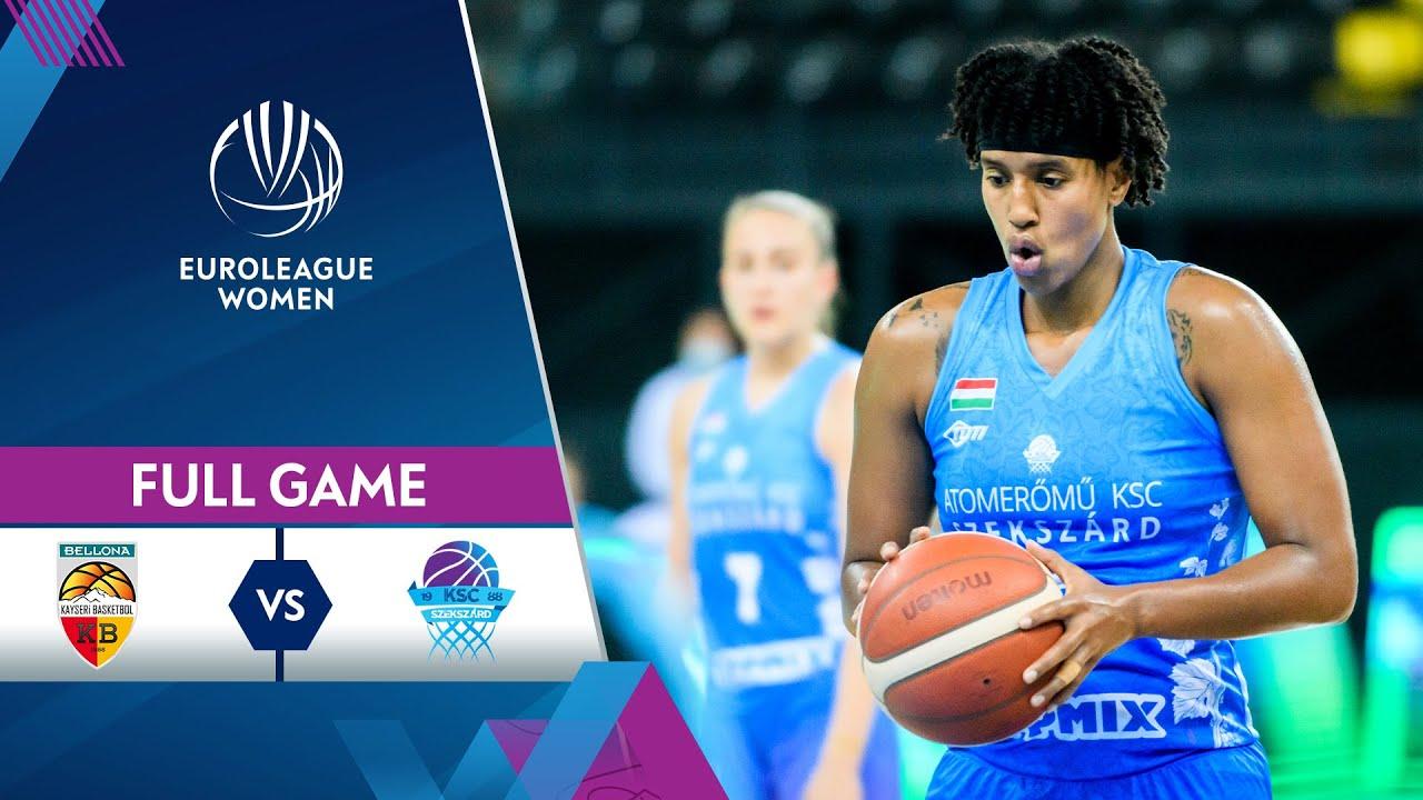 Kayseri Basketbol SK v KSC Szekszard | Full Game