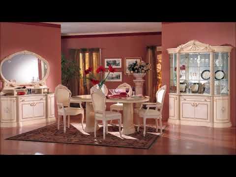 Modern Design Italian Classic Dining available @ Z Furniture Alexandria Virginia