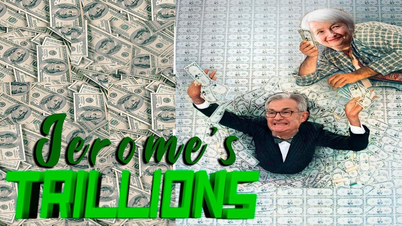 Jerome's Trillions!  Move over BREWSTER!