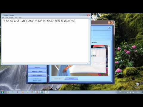 HOW TO UPDATE SIMS 3 (Help me) PLS