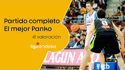 PARTIDO COMPLETO: el mejor partido de Andy Panko