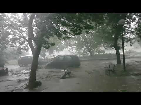 15.05.2018 Буря за празника на Плевен