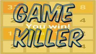 2048 Number Puzzle Game - SoreHack / BestScore mit GameKiller