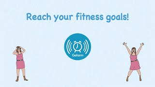 Reach your fitness goals!
