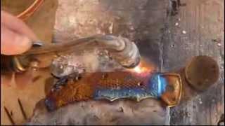 видео Технология оксидирования стали: химическое, анодное, термическое
