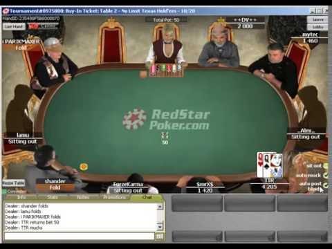 Форум Редстар Покер