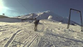 Ski De Rando - Chili - Octobre 2014