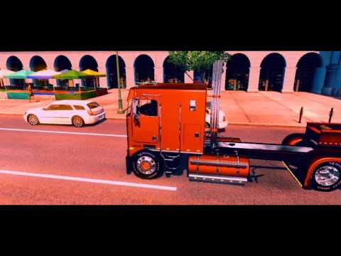 american retro lovers   ets2/ats--greece