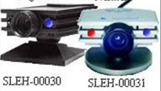 Eye Toy PS2 como Web Cam para PC
