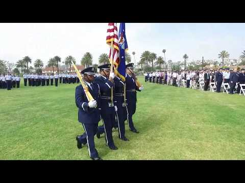 SMC Change of Command 22 May 2017