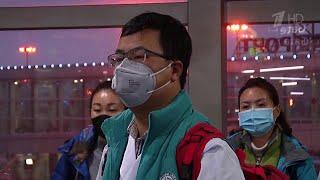 В России нет случаев заболеваний коронавирусом нового типа.