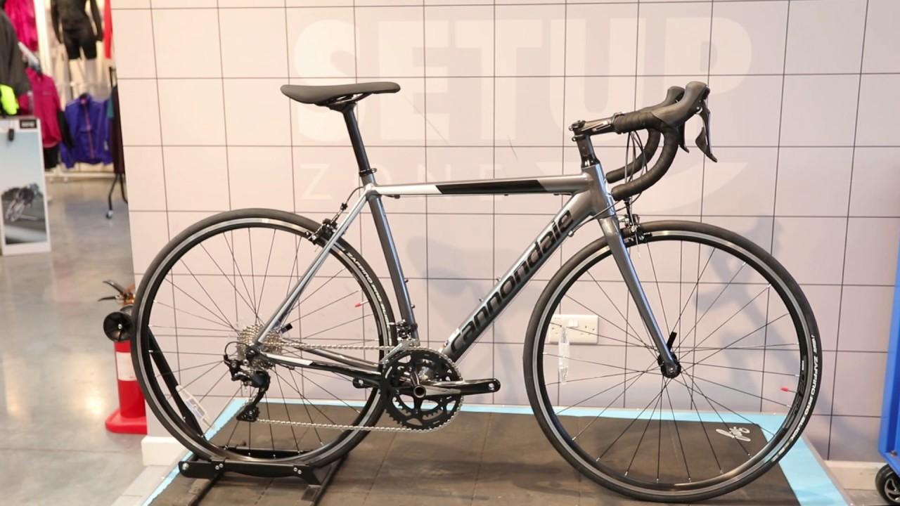 cc79de2441d Cannondale CAAD Optimo 105 2019 Road Bike | ROAD BIKES | Evans Cycles