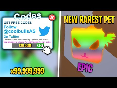 Epic All Working Codes For Pet Ranch Simulator Roblox Epic All Working Codes For Pet Ranch Simulator Roblox Youtube