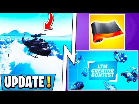 *NEW* Fortnite Update! | New Creator Event, Secret Wrap, 250 Million!