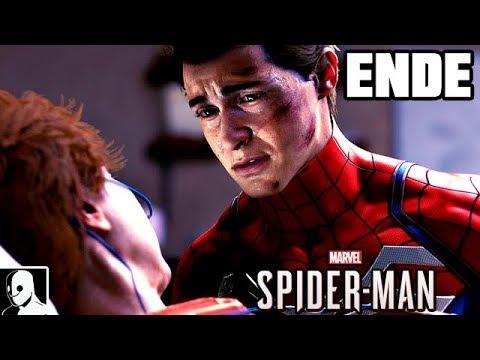 Spider-Man PS4 Gameplay German #50 - Das Ende - Lets Play Marvels Spiderman Deutsch
